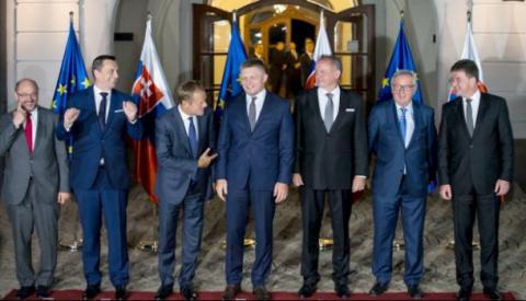 У Братиславі відкрився неформальний саміт Євросоюзу