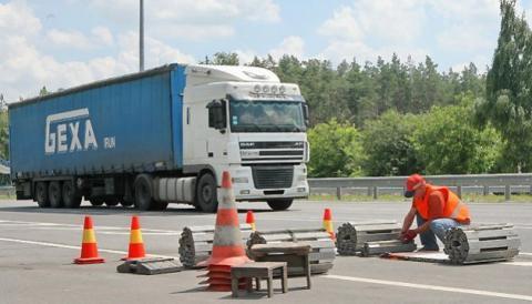 Автоперевізники заплатили 740 тис. грн штрафів