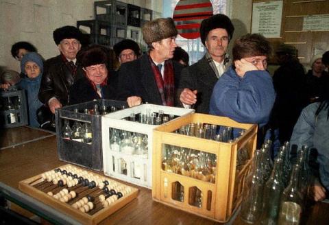 Пляшка горілки в Україні з нового року подорожчає до 80-85 грн