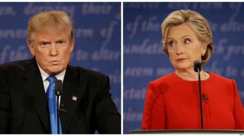 Клінтон і Трамп подебатували про ІДІЛ