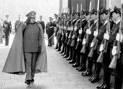 Злочини режиму Піночета розсекретили на 38 років раніше