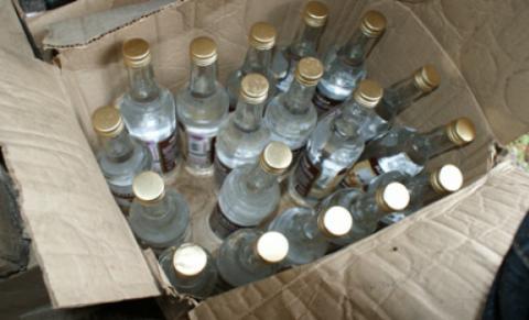 Від отруєння алкоголем на Харківщині померло 18 осіб