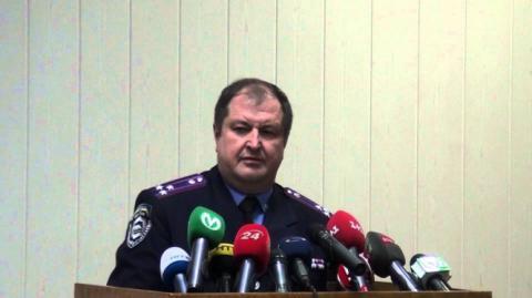 Екс-главу київської ДАІ арештували у Москві