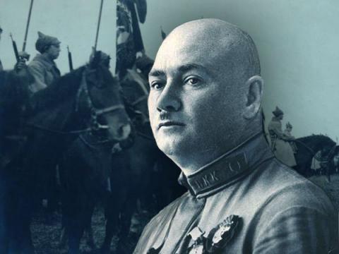 Останки, які начебто належать Григорію Котовському, перепоховають через декомунізацію