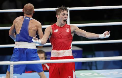 Боксерів покарали за ставки на результати Олімпіади