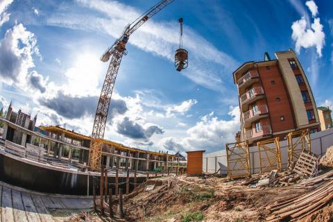 СБУ виявила махінації при будівництві житла для військових