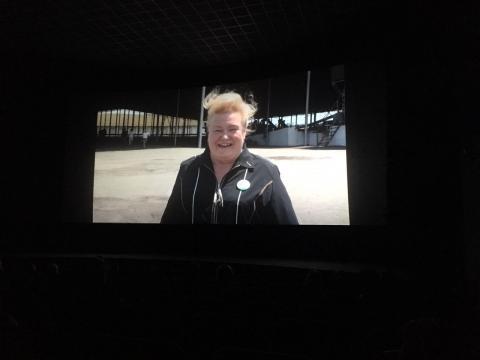 """В Одесі презентували документальний фільм """"Материнське поле"""""""