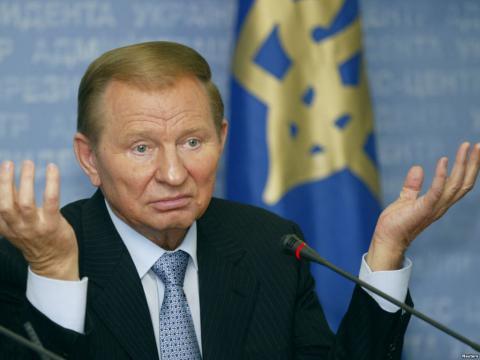 Кучма незадоволений «миротворчою позицією» Німеччини і Франції на мінських переговорах