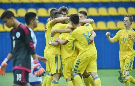 Збірна України може провести матч проти Сербії в листопаді
