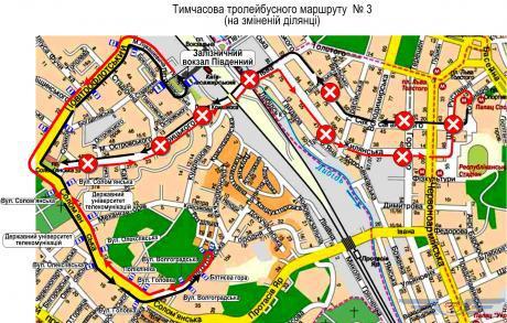 В Києві через марафон змінять маршрути транспорту
