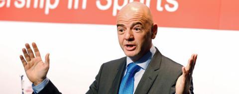ФІФА хоче збільшити кількість учасників чемпіонату світу