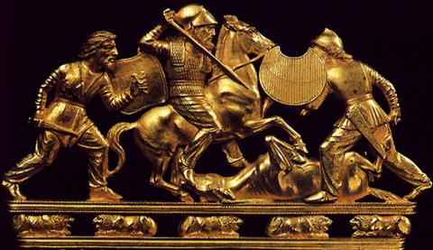 Слухання щодо скіфського золота почались у Амстердамі