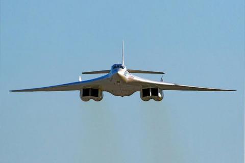 Два російські бомбардувальники злітали до Іспанії і назад