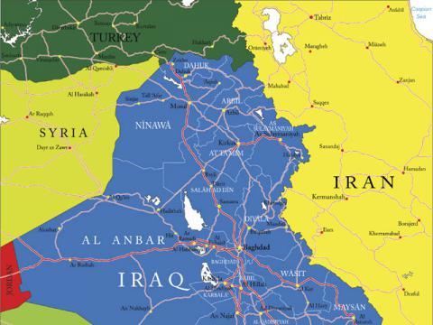 США будують нову базу в Іраку