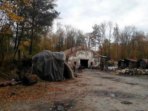 На Житомирщині затримали підприємців за забруднення повітря