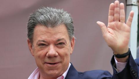 Нобелівську премію миру присудили президенту Колумбії Хуанові Мануелю Сантосу