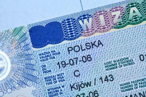 Польща спрощує процедуру подачі громадянами України візових клопотань до візових центрів у Києві