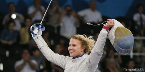 Українська фехтувальниця Ольга Харлан одужує після операції