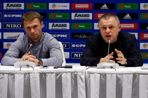 Суркіс не в змозі запросити футболістів, яких просить Ребров