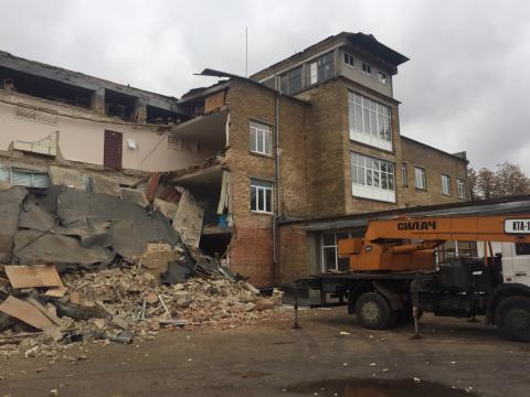 В  Україні будуть перевірені всі будівлі шкіл, побудовані до 1980 року
