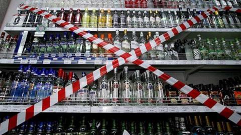 Відтепер у столиці заборонений продаж алкоголю з 23:00 до 10:00