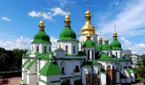 """""""Євробачення"""" на території храму Святої Софії є богохульством і спробою підміни цінностей"""