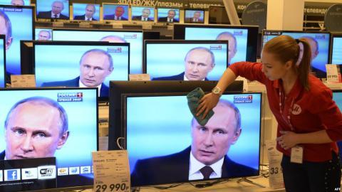 Громадяни Росії стали менше вірити державним інститутам