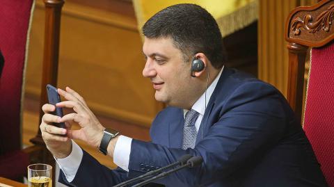 Володимир Гройсман наполягає на необхідності введення електронних віз для іноземців