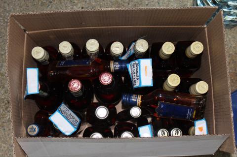 В Україні зареєстровано 135 випадків отруєнь фальсифікованим алкоголем