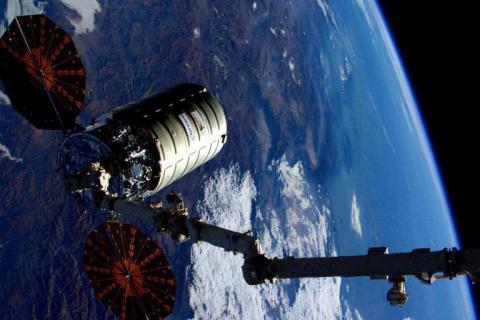 Вантажний космічний корабель Sygnus відправився до МКС (ВІДЕО)