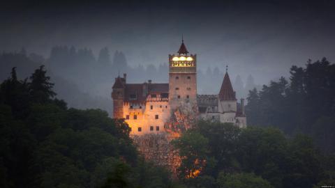 Замок Дракули у ніч Гелловіну вперше з 1948 року прийме туристів на ночівлю