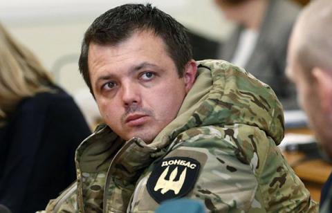 Семен Семенченко раніше був судимий і перебував у розшуку