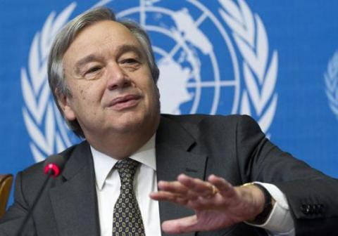 Політика нового генсека ООН завжди втілювала головні принципи свободи та людської гідності