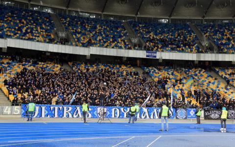 «Динамо» встановило антирекорд матчів Ліги чемпіонів