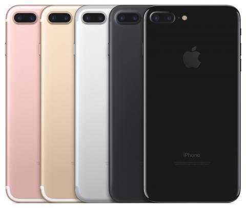 В Україні почалися продажі iPhone 7