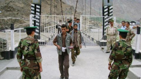 Таджикистан почав навчання з Китаєм біля кордону із Афганістаном