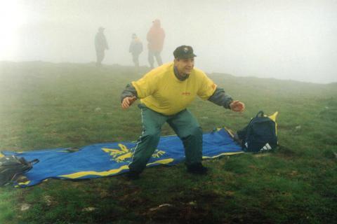 Як українці першими грали в футбол на найвищій горі своєї країни