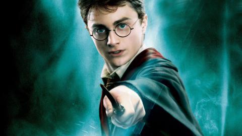 Створена таблиця зі всіма заклинаннями, які використовували у книгах про Гаррі Поттера