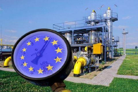 Україна імпортувала зі Словаччини рекордний обсяг газу