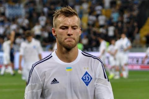 Андрій Ярмоленко поспілкувався нецензурною мовою із розлюченими вболівальниками