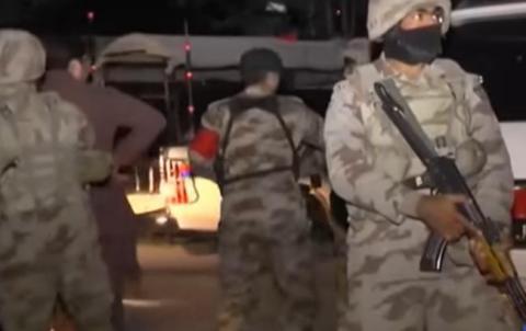 59 курсантів загинули під час нападу на поліцейську академію в Пакистані