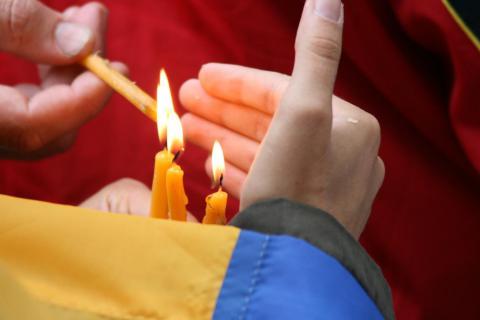 У Києві 27 жовтня відбудеться панахида за жертвами Великого терору