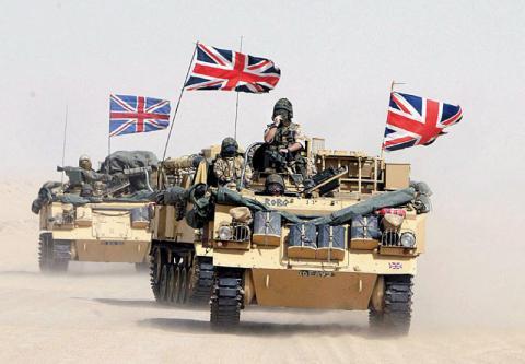 Лондон направить в Естонію танки і 800 військовиків