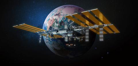 NASA запустило відеотрансляцію з веб-камер Міжнародної космічної станції