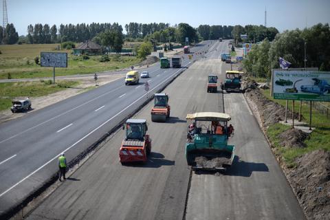 У грудні закінчиться ремонт дороги Київ – Одеса, що тривав три роки