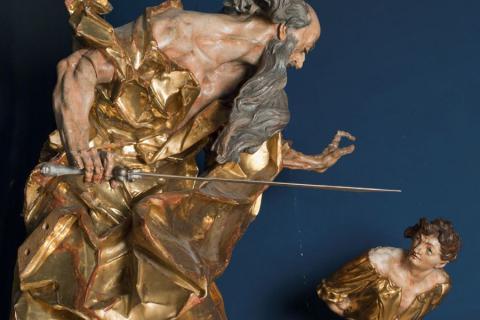 У Відні відкрилась  виставка робіт скульптора Йогана Георга Пінзеля
