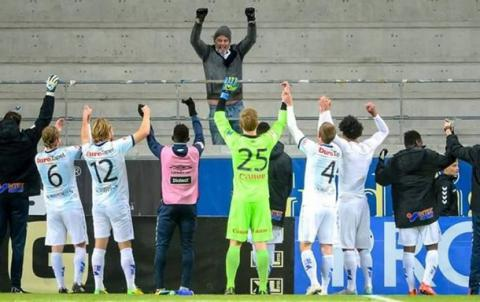 Як підтримують свою команду у Швеції