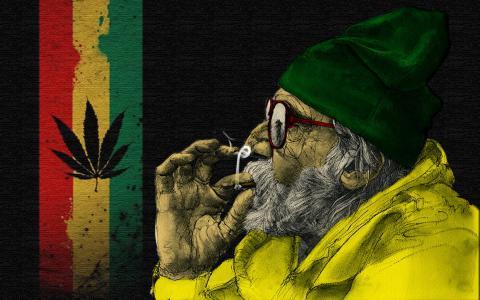 Вживання марихуани покращує зір у темряві