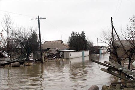 На Закарпатті за вихідні випала двомісячна норма опадів