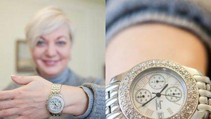 Скільки коштує годинник Валерії Гонтаревої?